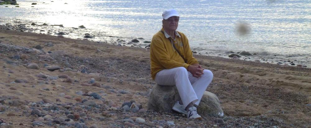 90 jähriger Blogger aus Dresden