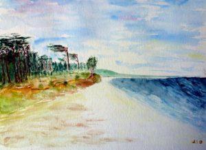 Steilküste Rowe 12