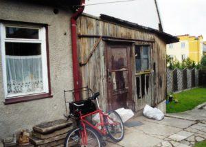 Elternhaus in der Günter-Roß.-Str.