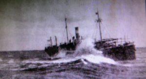 Flucht über die Ostsee